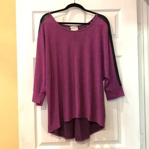 3/4 sleeve top from Ava & Viv